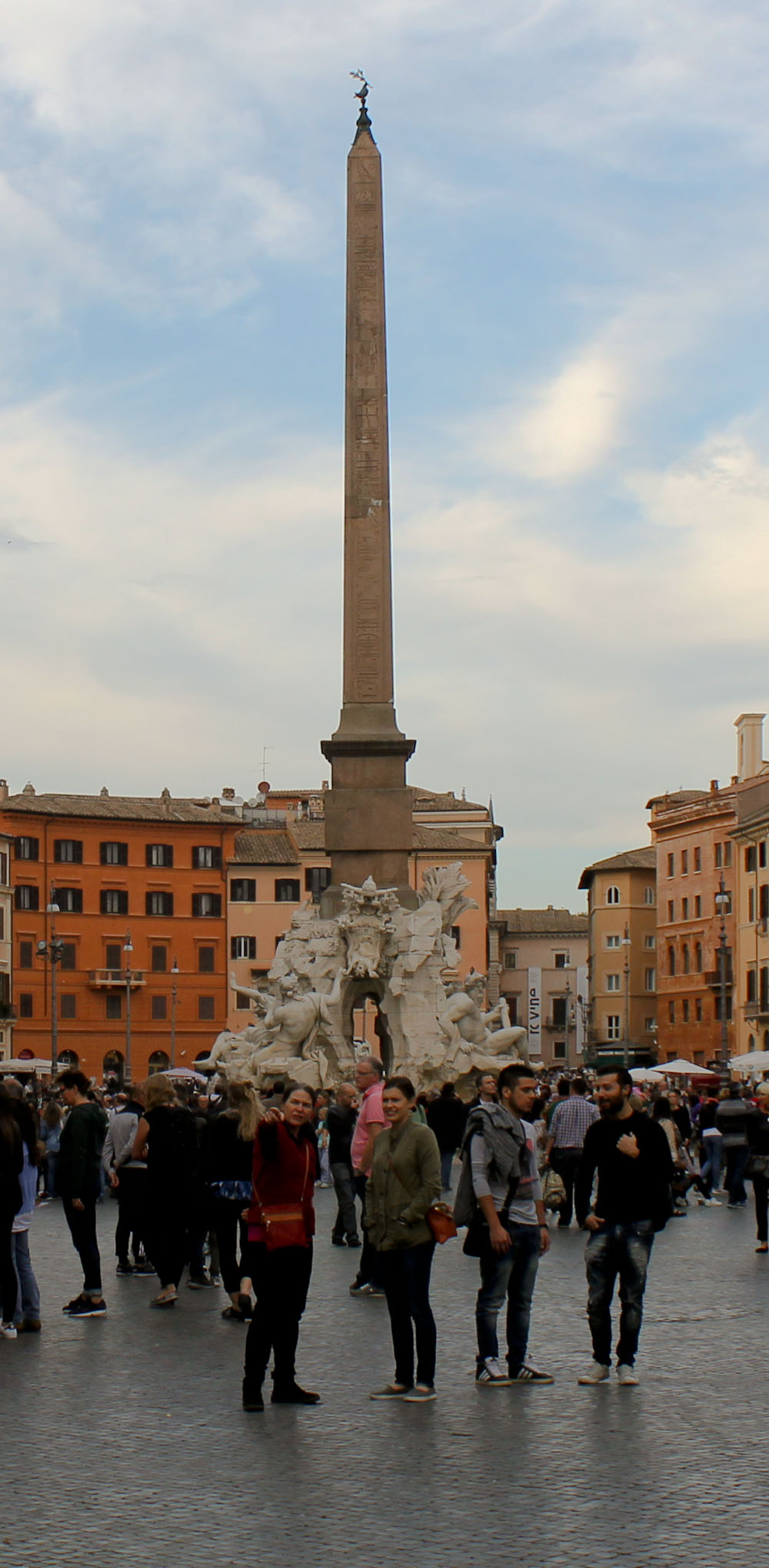 Tracking Bernini in Rome - Italian Notes