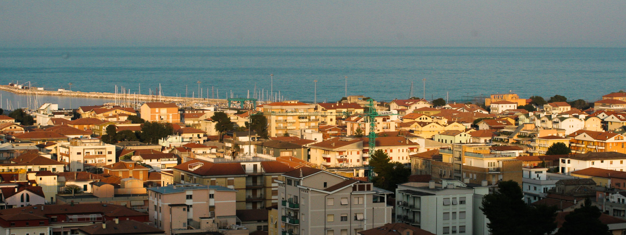 View from Giulianova Alta