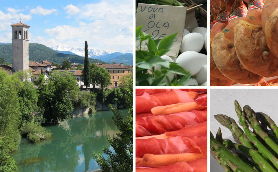 Food festivals around Udine