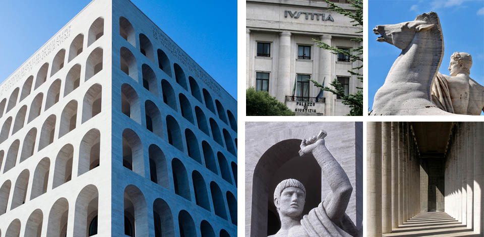 italian fascist architecture