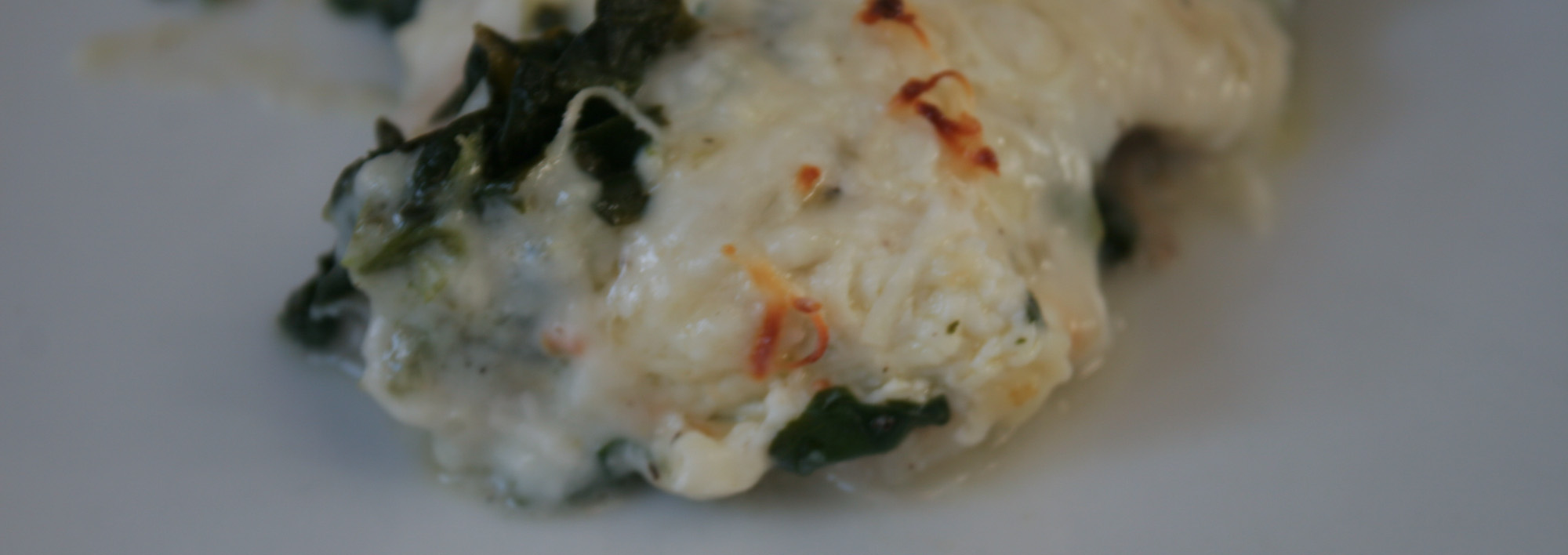 Tuscan Sole with Spinach - Italian Notes