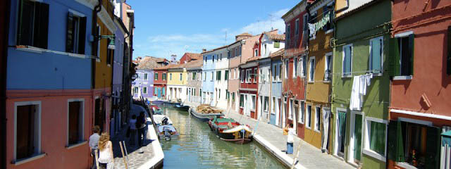 Venice islands you don't want to miss - Italian Notes