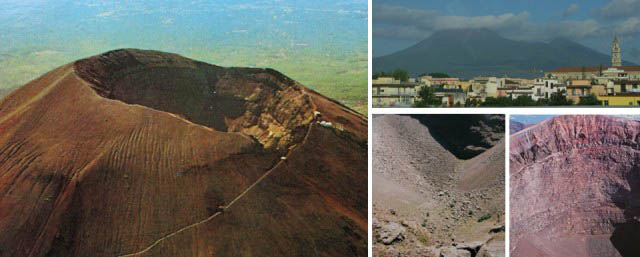 Facts about mount vesuvius