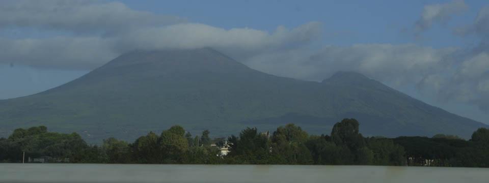 5 facts about Mount Vesuvius