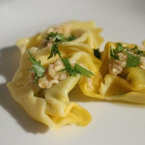 Walnut sauce for pasta