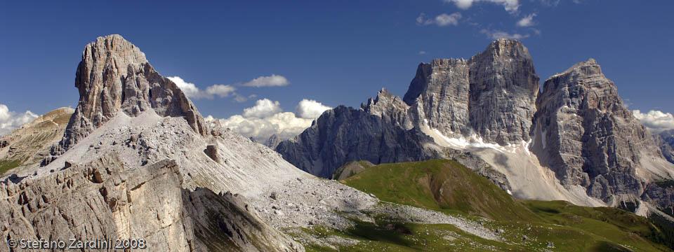Dolomites outdoor activities