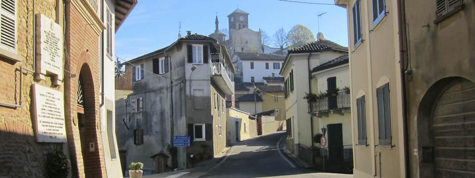 Grazzano Badoglio – A village in Monferrato