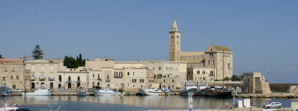 Trani Cathedral - Italian Notes