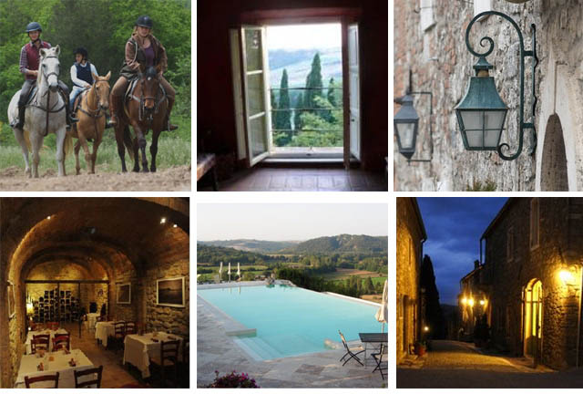 Unique hotels Tuscany