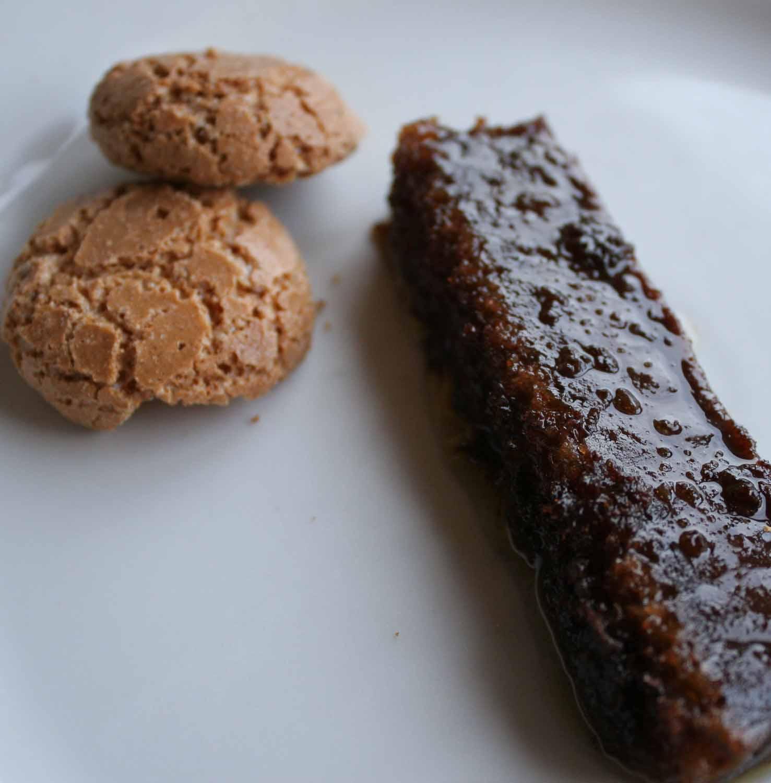 Italian cocoa cookie recipe