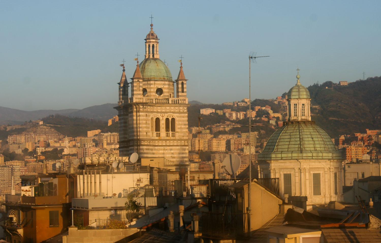 Panoramic bed and breakfast Genova