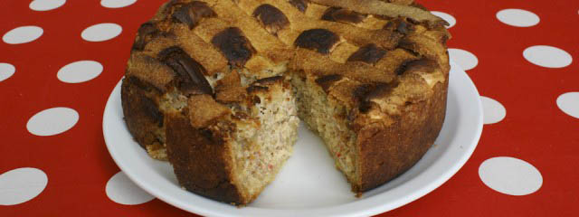 Pastiera cake recipe from Naples