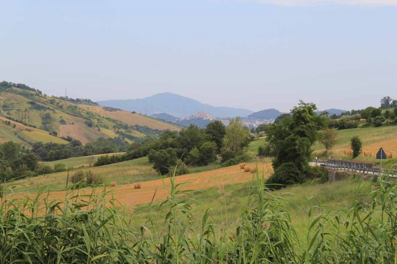 Photo of Abruzzo landscape