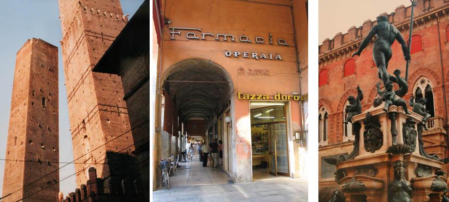 Visit Bologna