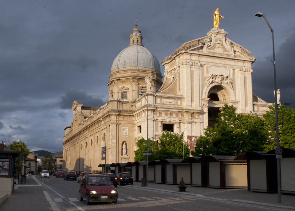 Santa Maria degli Angeli Assisi