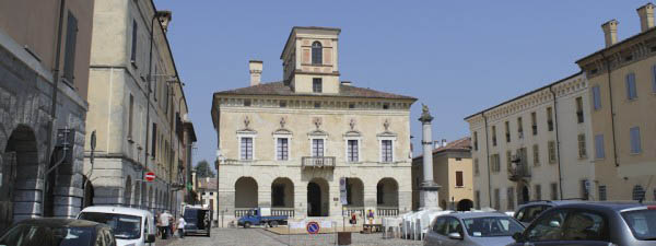Sabbioneta – Ideal city of the Renaissance