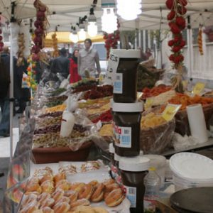 Truffle fair in Piedmont