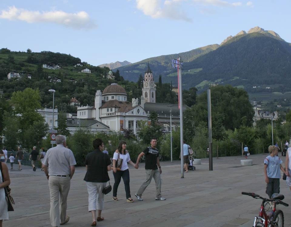 Wellness in Merano
