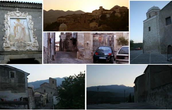 Castrovillari in Calabria