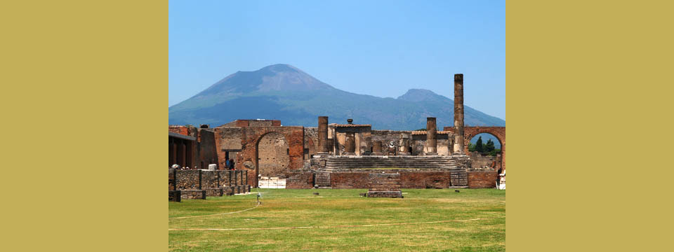 Things to see in Pompeii with kids