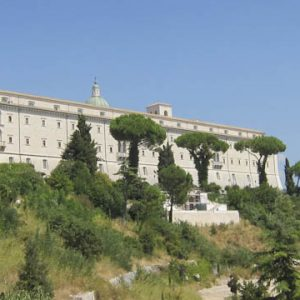 Image of the Abbey of Monte Cassino