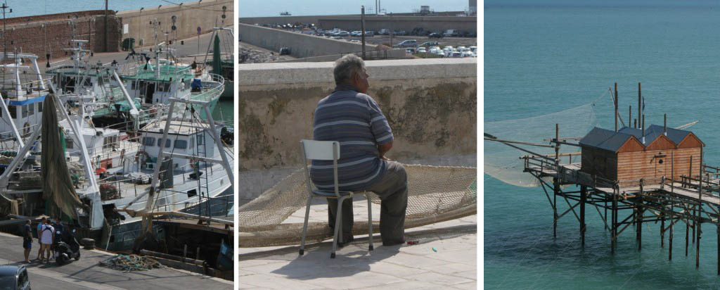 what to do in termoli fishing