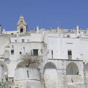 White city Ostuni