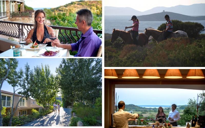 Chia Laguna Resort - A romantic holiday in Sardinia