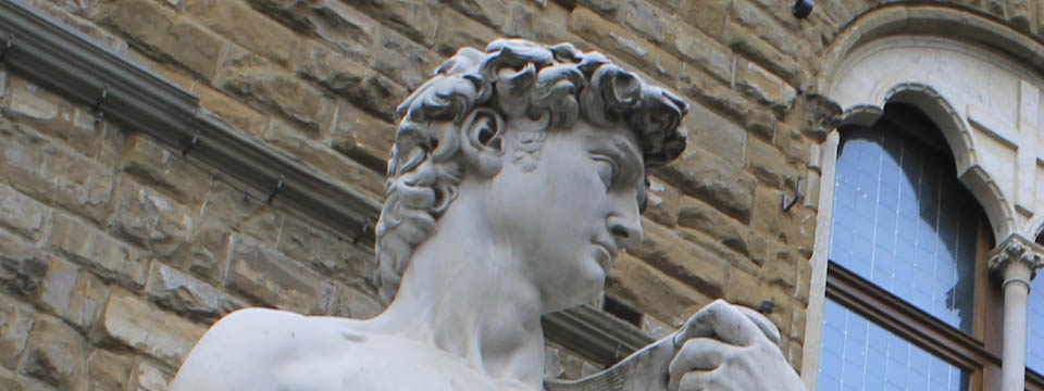 Statues in Piazza della Signoria