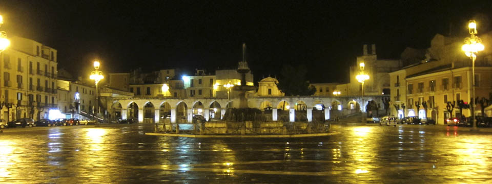 Things to see in Sulmona by night