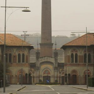 Company town Crespi d'Adda in Lombardy