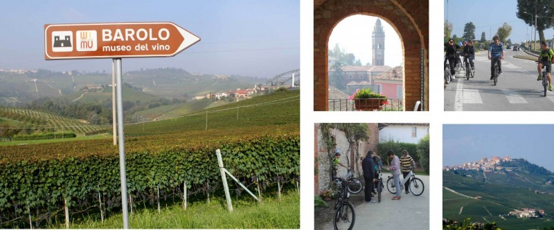 Outdoor activities in the land of Barolo
