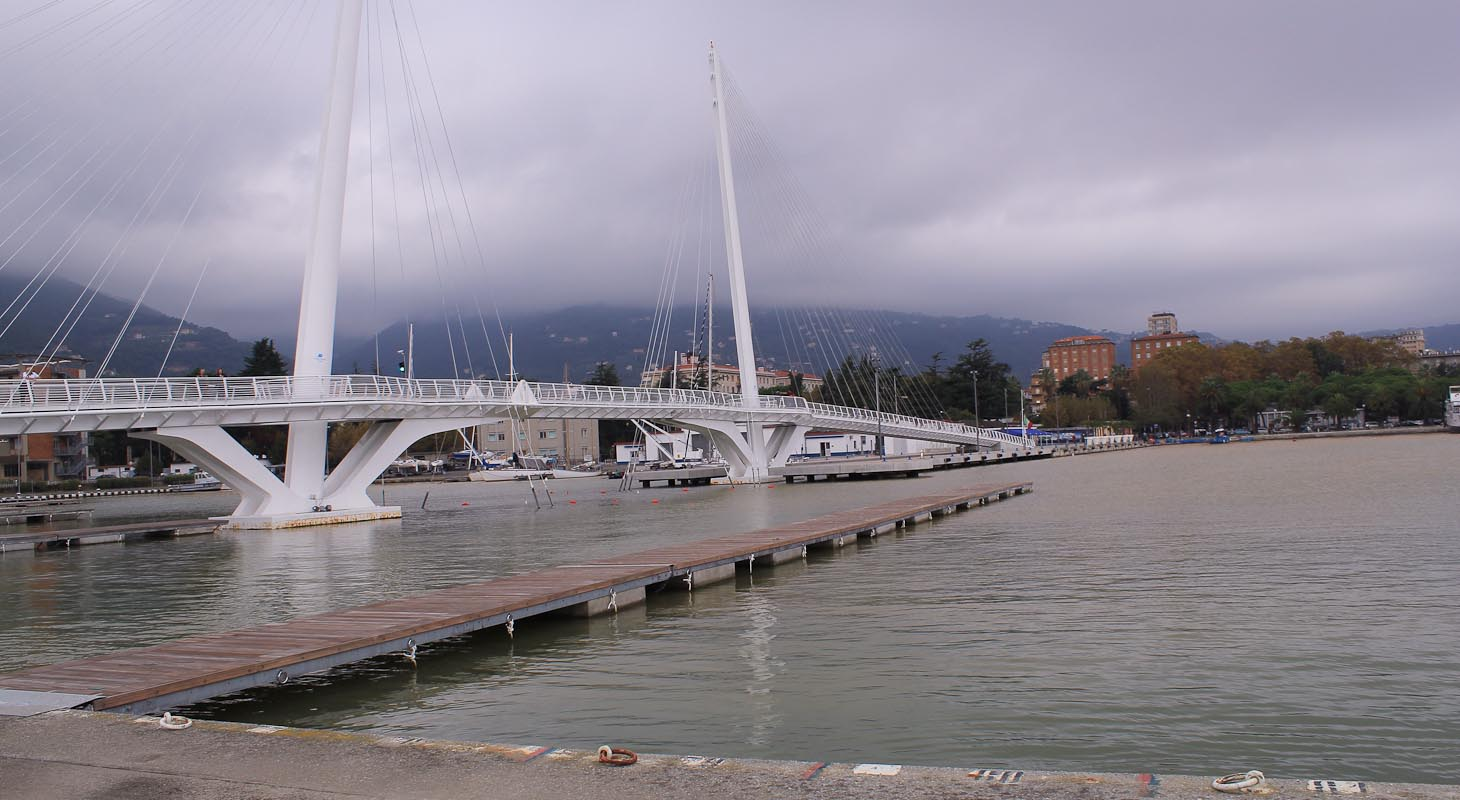 Photo Ponte Thaon -Things to do in La Spezia - Italian Notes