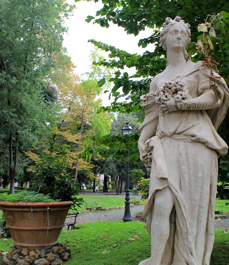 Photo Public gardens -Things to do in La Spezia - Italian Notes