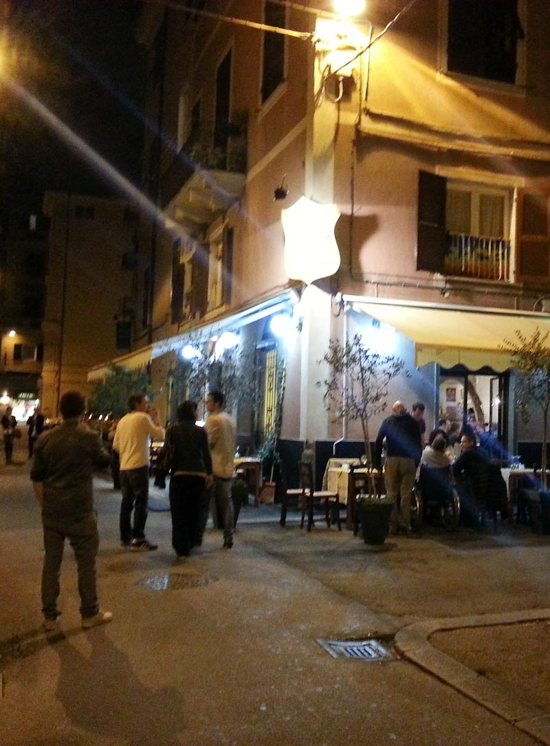 Photo nightlife -Things to do in La Spezia - Italian Notes