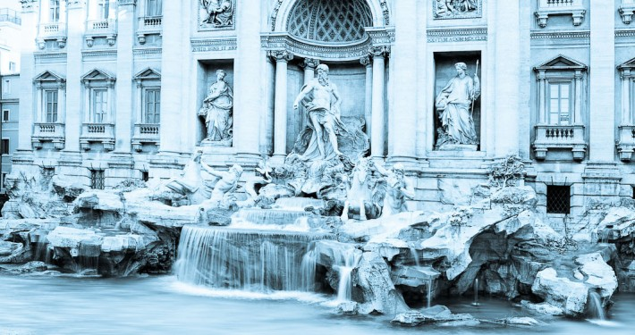 Facts about the Trevi Fountain in Rome (2)