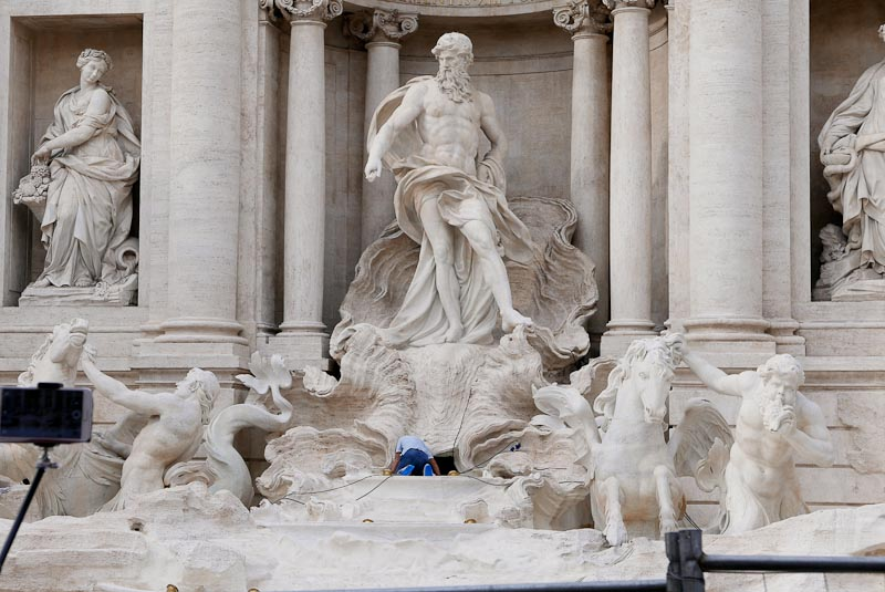 10 facts about the Trevi Fountain in Rome