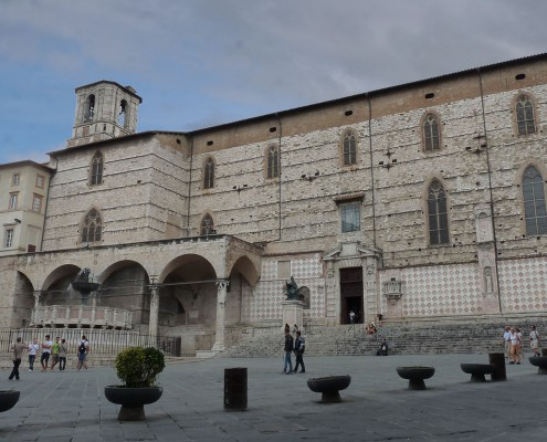 Cathedral of San Lorenzo in Perugia 1