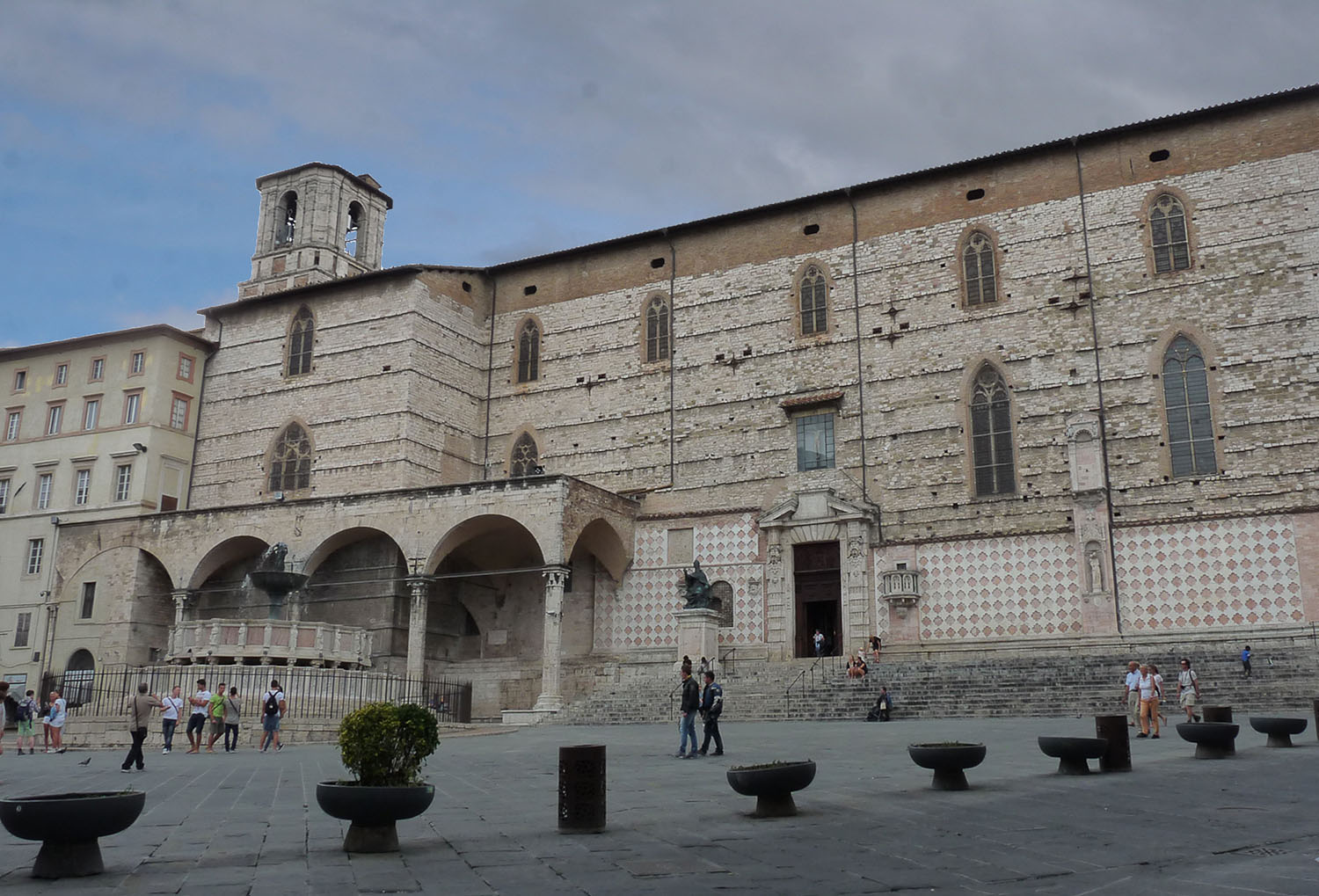 The Cathedral of San Lorenzo in Perugia