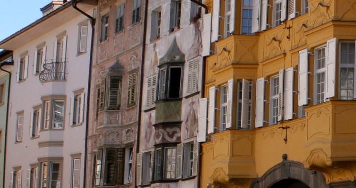 Sights in Bolzano
