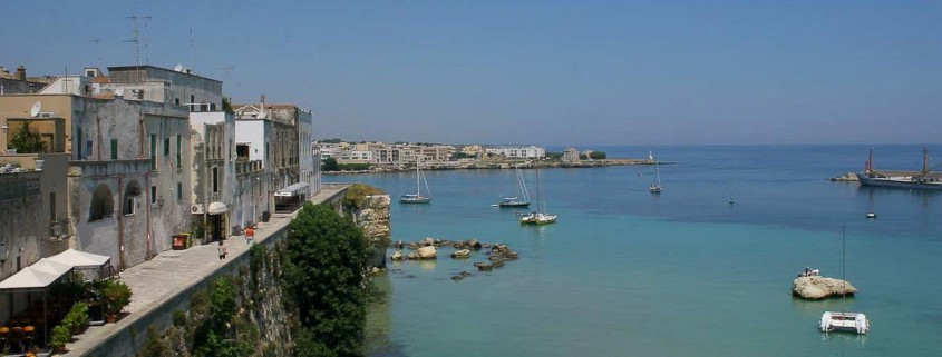 The castle of Otranto and other sights