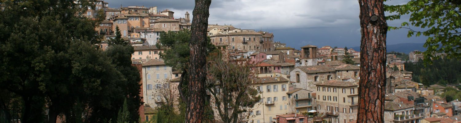 Notes on Umbria