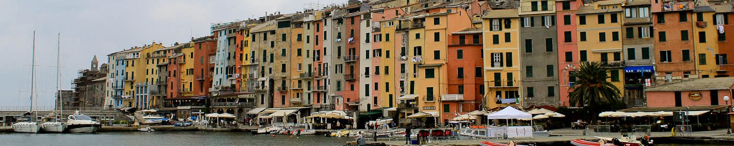 Notes on Liguria Italy