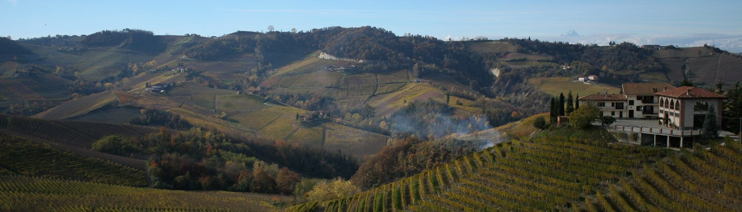 Notes on Piemonte-Piedmont - Barolo hills
