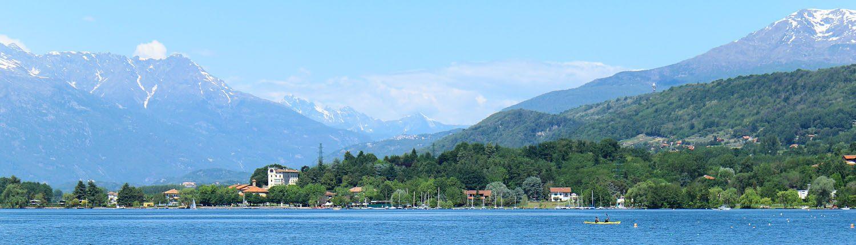 Notes on Piemonte-Piedmont - Lago di Viverone