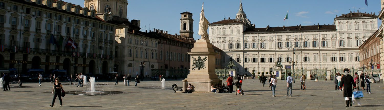 Notes on Piemonte-Piedmont - Turin - Torino