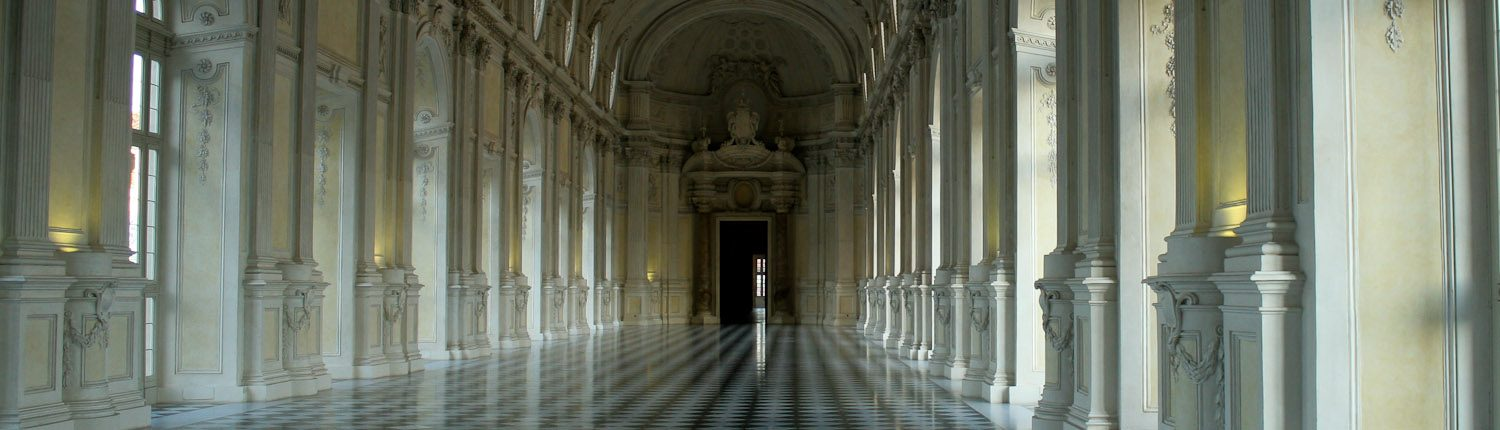 Notes on Piemonte-Piedmont - Palace of Venaria