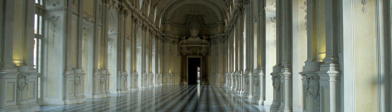 Notes on Piemonte-Piedmont - Palace of Venaria