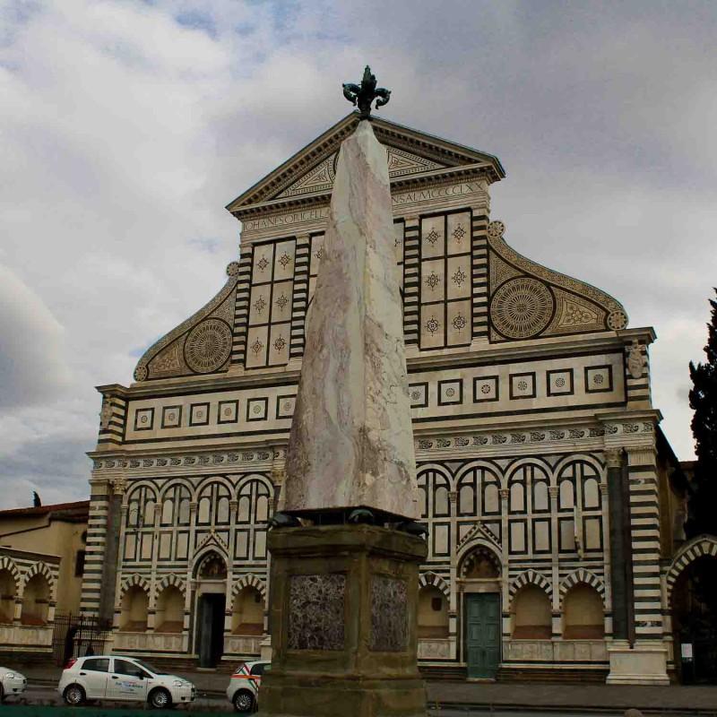 Turtles in Piazza Santa Maria Novella in Florence