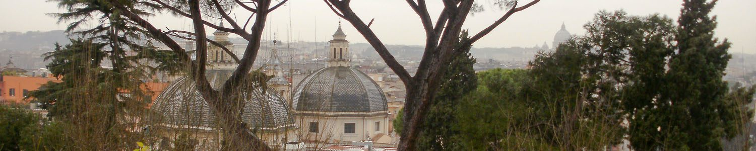 notes on Lazio and Rome in Italy